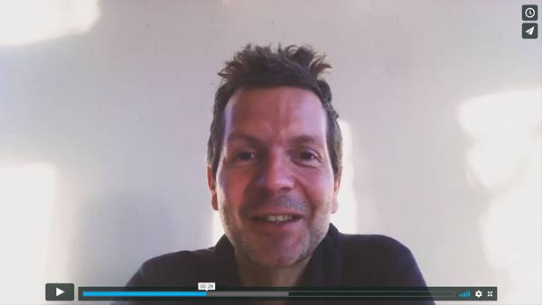 Frederic Laloux's New Thoughts and Greetings – IEC Keynoter