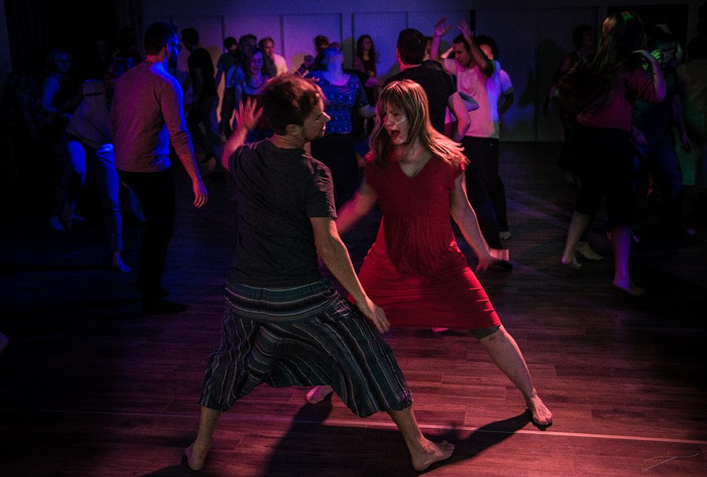 Dance into the wholeness – Ecstatic Dance Party at IEC