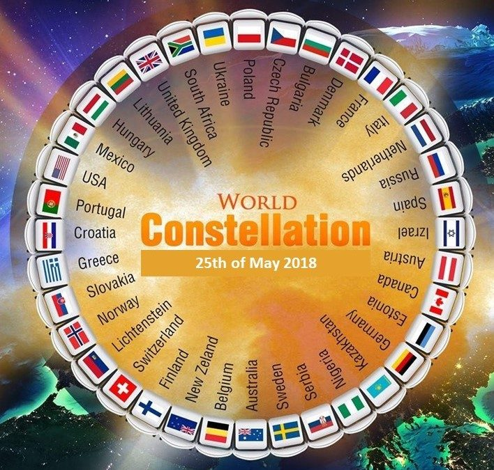 EUROPEAN CONSTELLATION: Reinforcing peace in Europe and moving towards unity