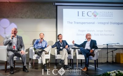 Transpersonal and Integral Dialogue at IEC 2018