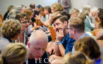 What kind of people attend IECs, is it for you too?