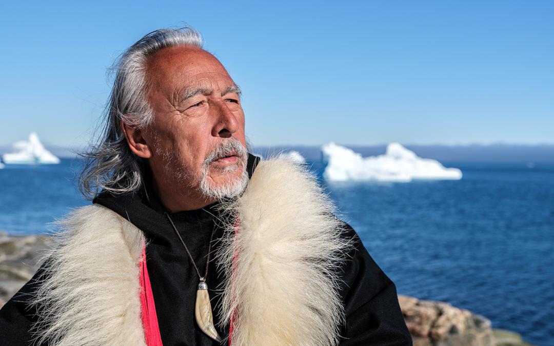 Introducing Keynote Speaker: Angaangaq, an Eskimo Shaman from Greenland