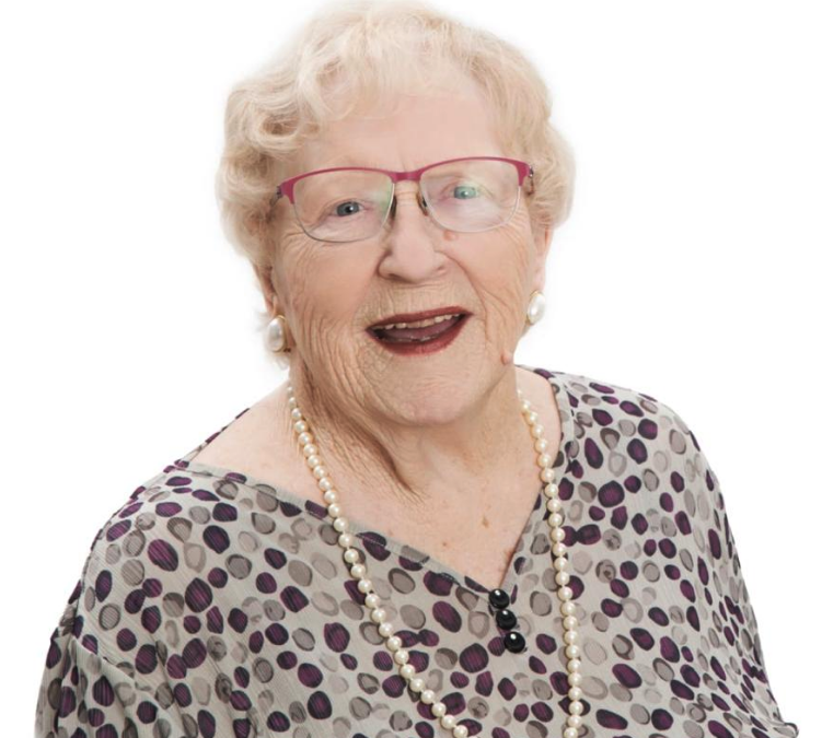 Dr Loraine I Laubscher recently passed on at age 89