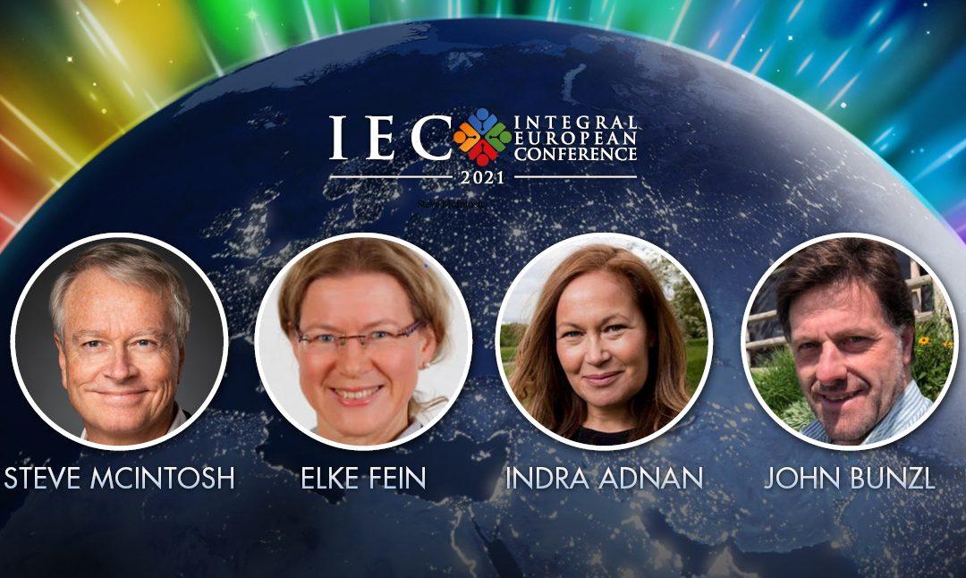 Integral Politics at IEC Online 2021