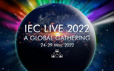 Vote for your favorite keynotes and presentations of IEC 2021